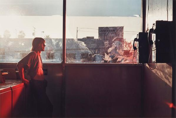 Philip-Lorca diCorcia-Mike Miller; 24 Years Old; Allentown, Pennsylvania; $25-1992