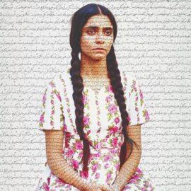Shirin Neshat-Faezeh-2008