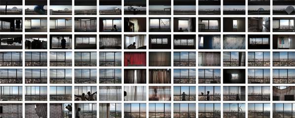 Mikhael Subotzky & Patrick Waterhouse - Windows, Ponte City-2010