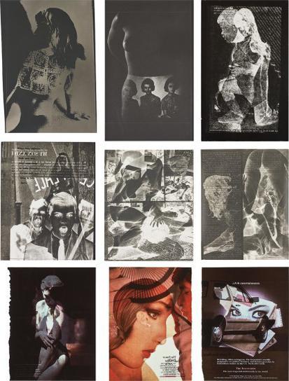 Robert Heinecken-Selected Images-1990