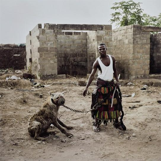 Pieter Hugo-Jatto With Mainasara, Ogere-Remo, Nigeria From The Hyena & Other Men-2007