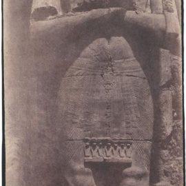 John Beasley Greene-Palais De Medinet Habou, Colosse De Ramses Iii (Vetement)-1855