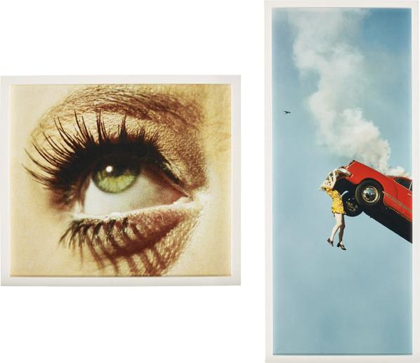 Alex Prager-3:22 Pm, Coldwater Canyon; Eye #5 (Automobile Accident)-2012