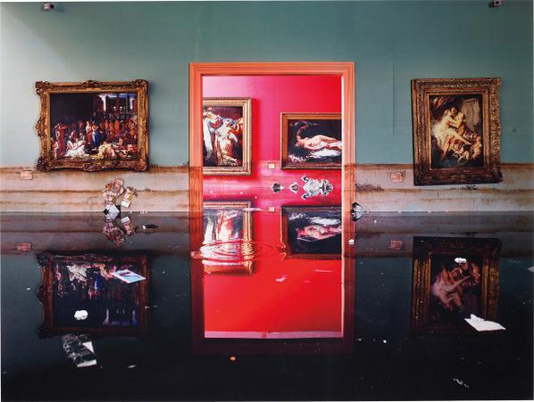 David LaChapelle-After The Deluge: Museum-2007