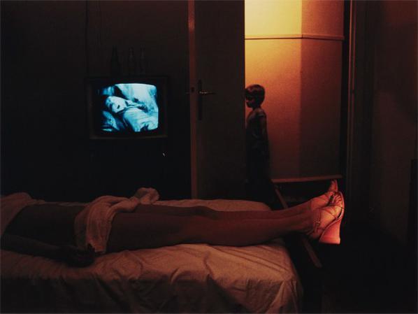 Guy Bourdin-Charles Jourdan-1975