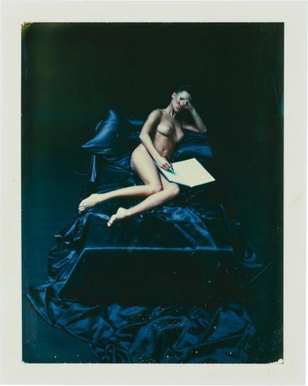 Helmut Newton-Gunilla Bergstrom, Spiegel-1976