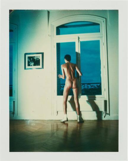 Helmut Newton-Jenny Kapitan, Paris-1978