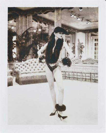 Helmut Newton-Yves Saint Laurent, Paris-1991