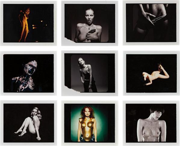 Rankin-Nine Polaroids-