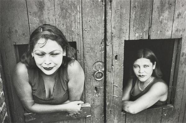 Henri Cartier-Bresson-Calle Cuauhtemoctzin, Mexico City-1934