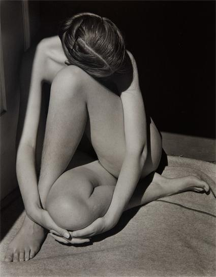 Edward Weston-Nude-1936