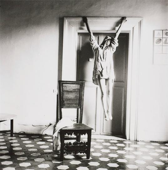 Francesca Woodman-Untitled, Rome-1978