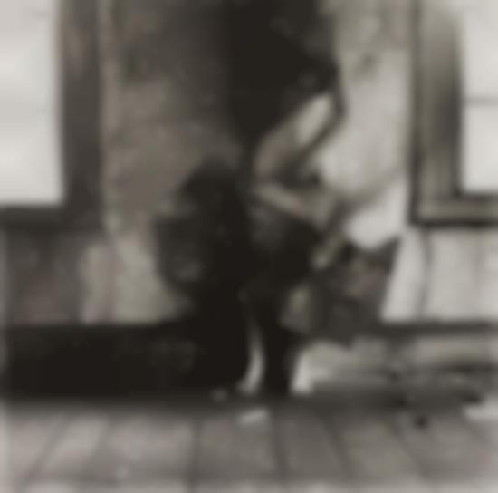 Francesca Woodman-Providence, Rhode Island, From Space2-1977