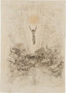 James Ensor-Resurrection-1886