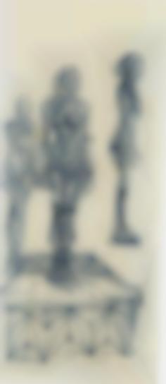 Alberto Giacometti-Femmes Debout-1960