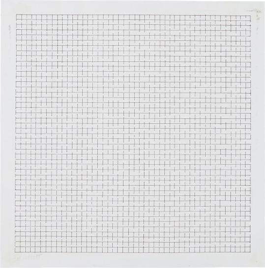 Sol LeWitt-Untitled-1970