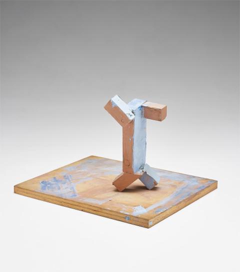 Joel Shapiro-Untitled-1985