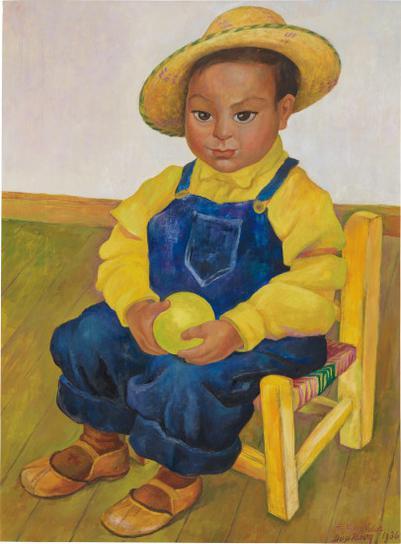 Diego Rivera-Don Lupito-1936