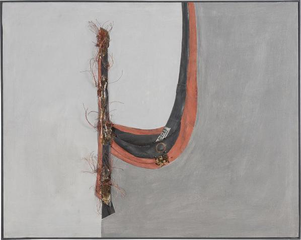 Carol Rama-La Guerra E Astratta-1970