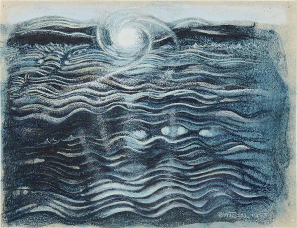 Lee Bontecou-Untitled-1983
