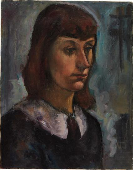 Arshile Gorky-Untitled-1928
