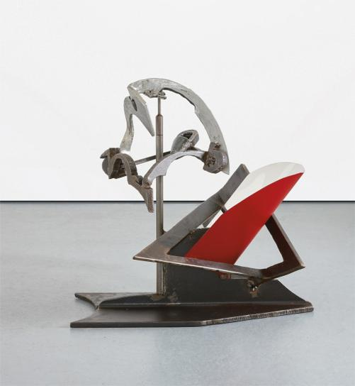 Mark Di Suvero-From Antarctica-2008