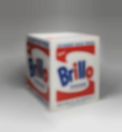 Andy Warhol-Brillo Soap Pads Box (Pasadena Type)-1969