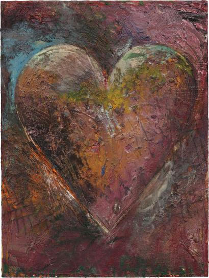 Jim Dine-A Study/ Your Yard-1981