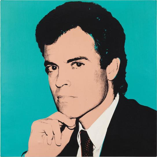 Andy Warhol-Silvio Castelli-1981