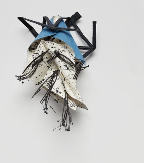 Claes Oldenburg And Coosje Van Bruggen - Falling Notes-2003