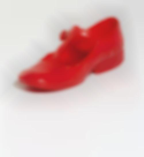 Robert Gober-Untitled (Red Shoe)-1990