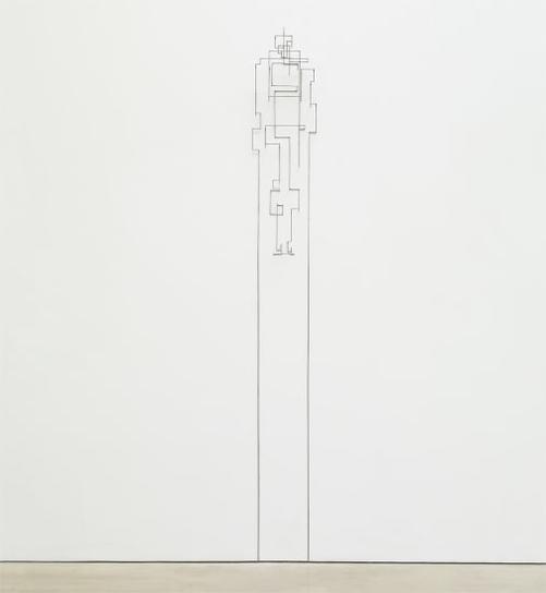 Antony Gormley-Lift III-2012
