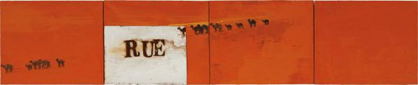 Enzo Cucchi-Untitled-1985