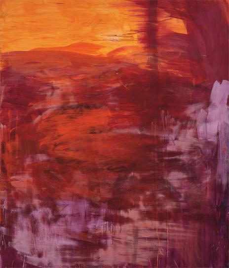 Herbert Brandl-Untitled-1995
