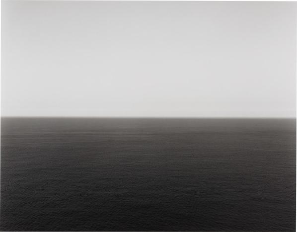Hiroshi Sugimoto-Yellow Sea, Cheju-1992