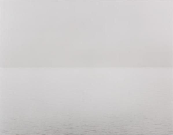 Hiroshi Sugimoto-Lake Superior, Cascade River-2003