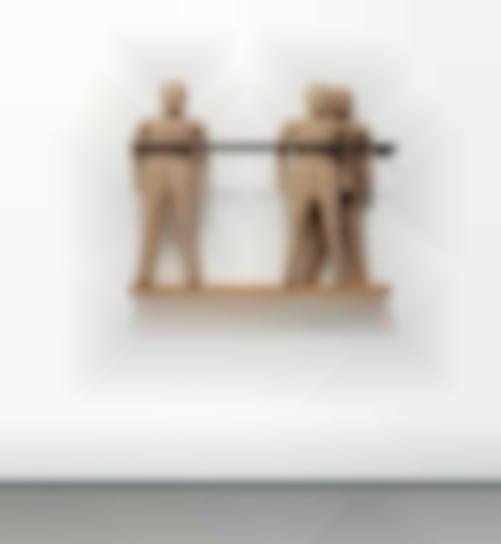 Juan Munoz-Three Figure Balcony-1990