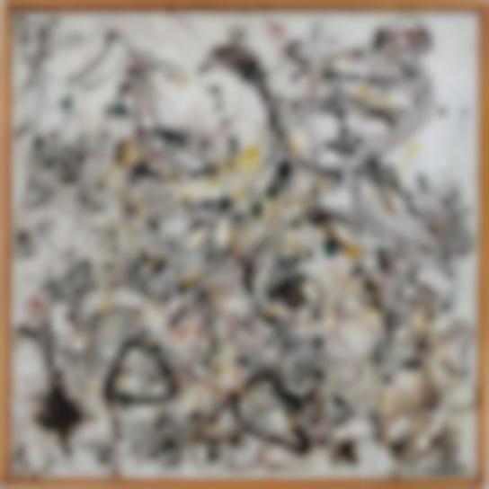 Jackson Pollock-Number 16-1950