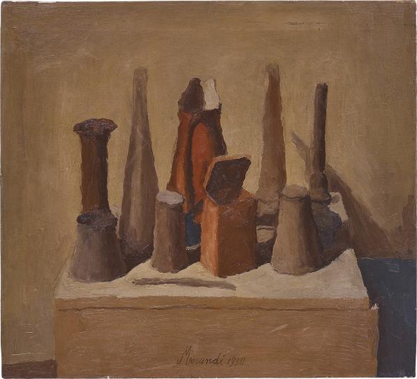 Giorgio Morandi-Natura Morta-1930