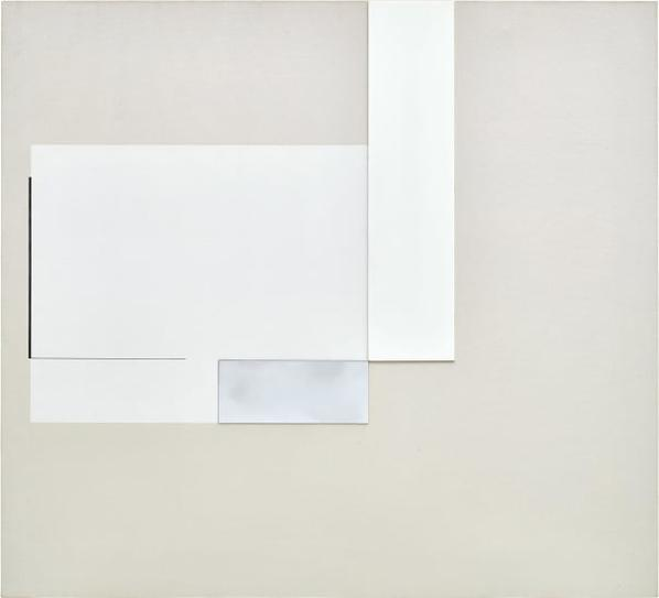 Richard Lin-Painting Relief-1963
