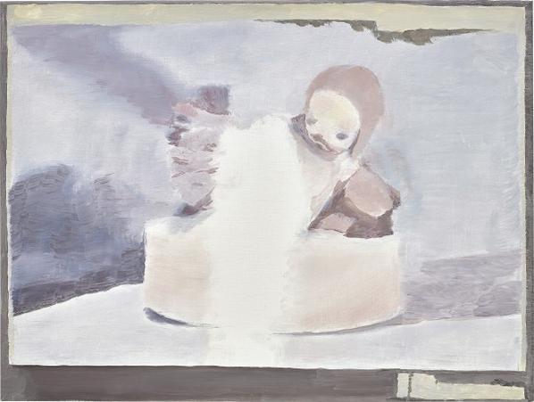 Luc Tuymans-The Heritage IX-1996