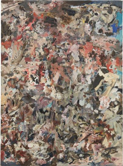 Cecily Brown-Untitled #74-2008