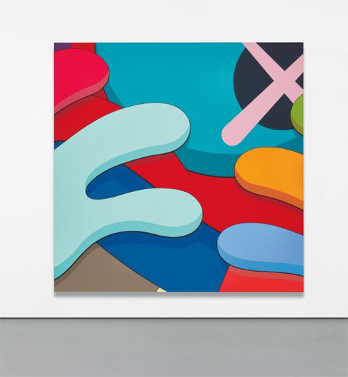 KAWS-Untitled-2015