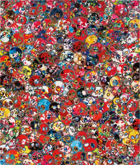 Takashi Murakami-Untitled-2015