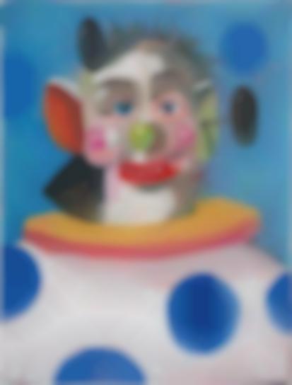 George Condo-Son Of Bozo-2009