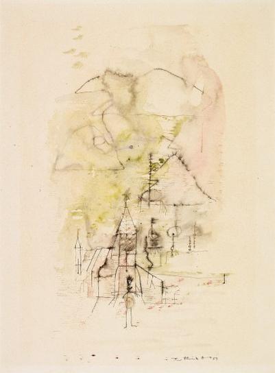 Zao Wou-Ki-Untitled-1951