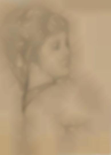 Tsuguharu Foujita-Le Mepris-1958