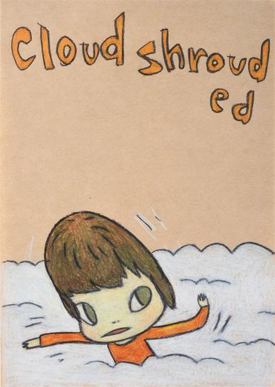 Yoshitomo Nara-Cloud Shrouded-2007