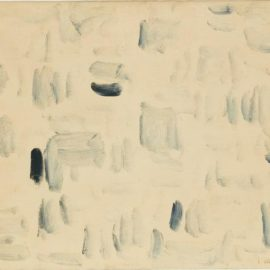 Lee Ufan-With Winds-1991