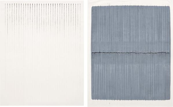 Kwon Young-Woo - Untitled & Untitled-1984